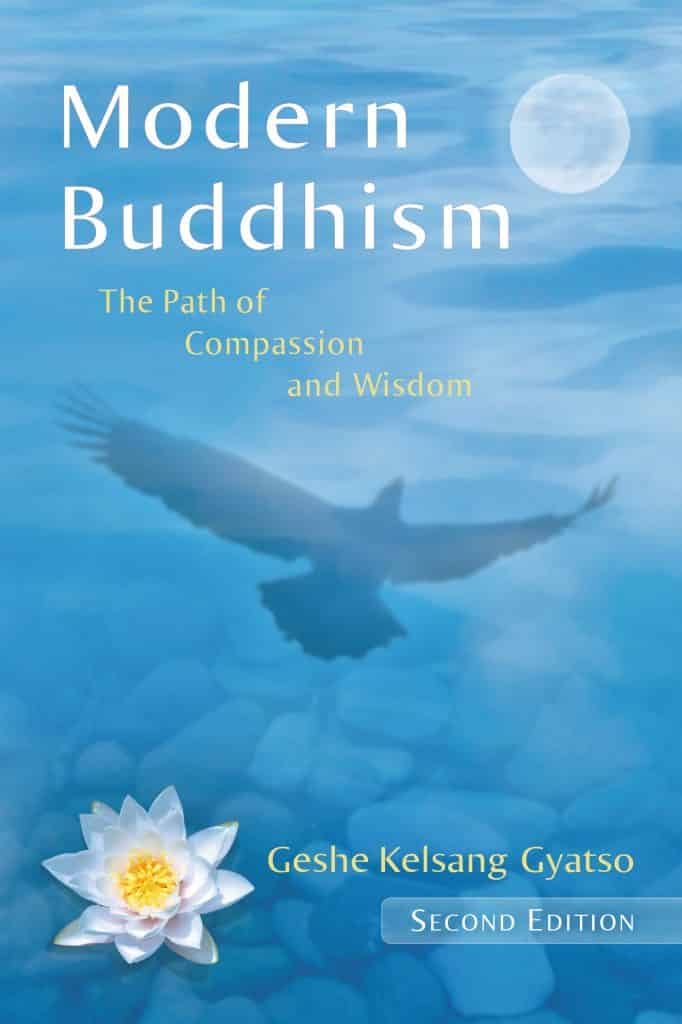 book Modern Buddhism english meditation kadampa prague